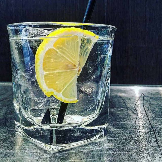"""Gin Cocktail Recipes """"Gin & Tonic"""" by Soli Gin, Cyprus"""